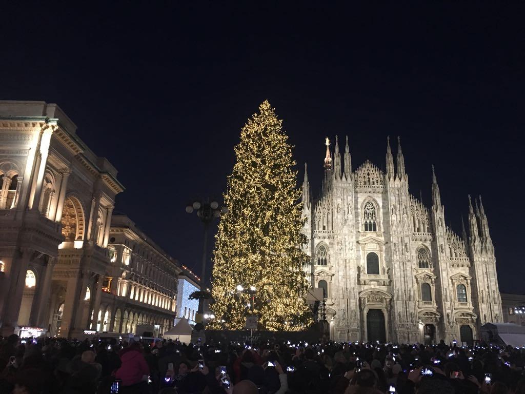 Albero Di Natale Milano.Struttura Albero Di Natale Technologica Srl